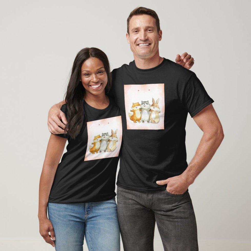 Animals Best Friend T-Shirt