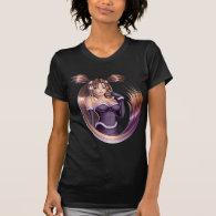 Anime Girl - Nikki T-shirts