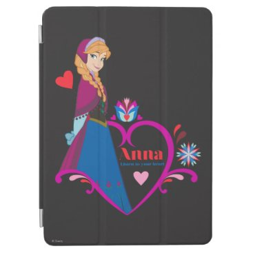 Anna | Pink Heart iPad Air Cover