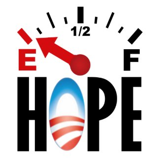 Anti Obama 2012 - Out of Hope zazzle_button