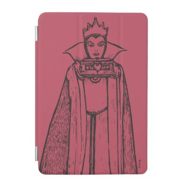 Antique Snow White   Queen iPad Mini Cover