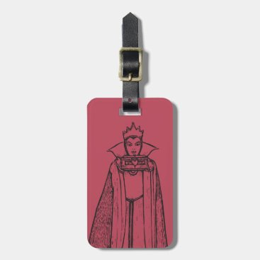 Antique Snow White | Queen Luggage Tag