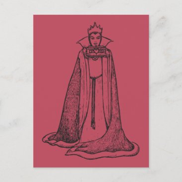 Antique Snow White | Queen Postcard