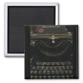 Antique Typewriter Fridge Magnet