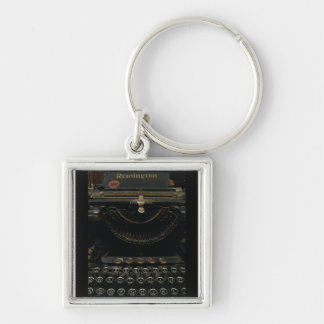 Antique Typewriter Keychain