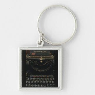 Antique Typewriter Keychain