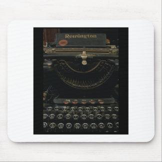 Antique Typewriter Mousepads