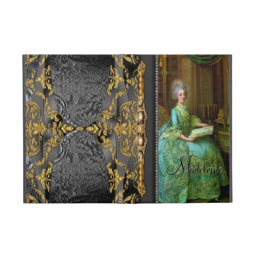 Antoinette Elegance Baroque iPad Mini Cover