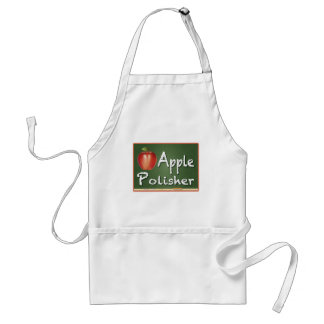 """Apple Polisher"" Aprons"