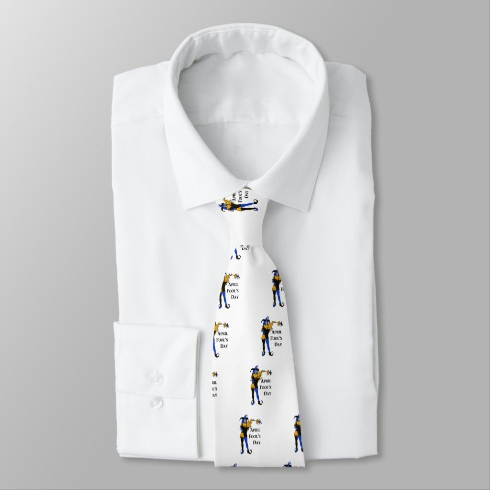 April Fool's Day Tie
