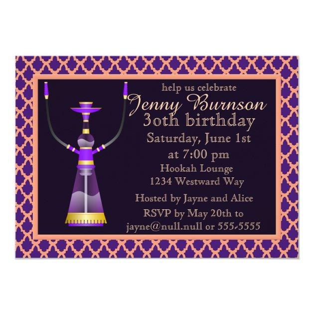 Fall Themed Bridal Shower Invitations