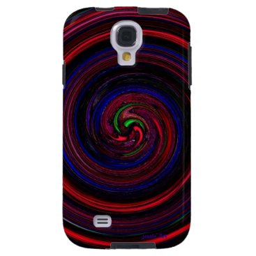 Art festival Spiral Galaxy S3 Vibe Galaxy S4 Case
