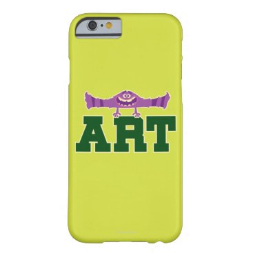 Art Name Barely There iPhone 6 Case