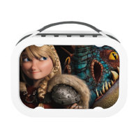 Astrid & Stormfly Lunch Box