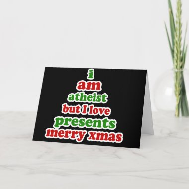 Atheist Christmas cards