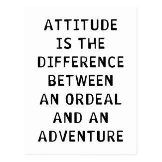 Attitude Difference