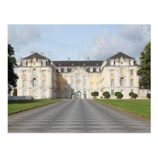 Augustusburg Palace in Brühl, Germany Postcards