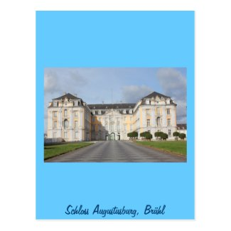 Augustusburg Palace - Schloss Augustusburg Postcards