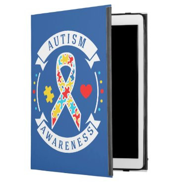 "Autism Awareness - iPad Pro 12.9"" Case"