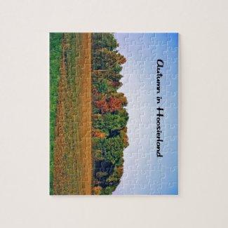 Autumn in Indiana Puzzle