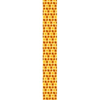 Autumn leaves - Tie