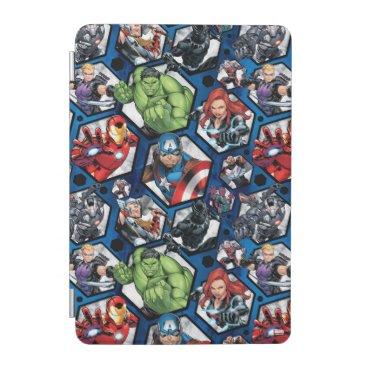 Avengers Classics | Avengers Hexagonal Pattern iPad Mini Cover