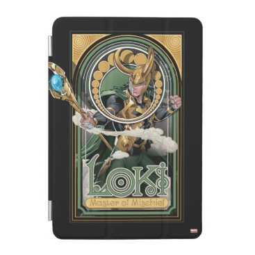Avengers Classics | Loki: Master of Mischief iPad Mini Cover