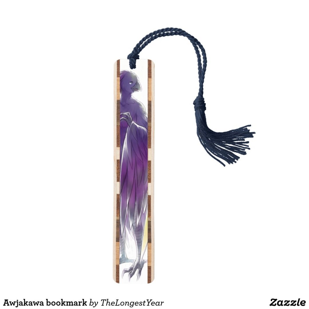 Awjakawa bookmark