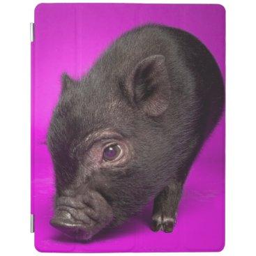 Baby Black Pig iPad Smart Cover