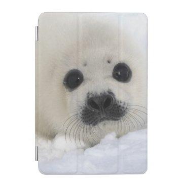 Baby Harp Seal iPad Mini Cover