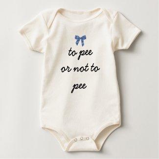 baby pee poo shirt