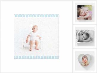 Baby Photo Gifts & Decor