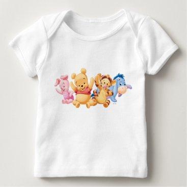 Baby Winnie the Pooh & Friends Baby T-Shirt