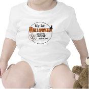Baby's First Halloween shirt