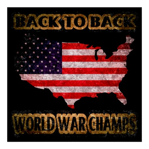 Back Back War Champs