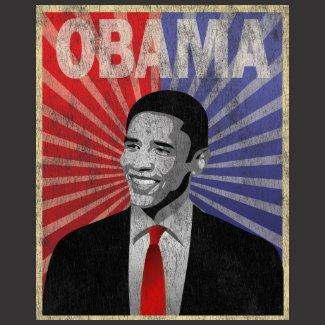 Barack Obama Bold shirt