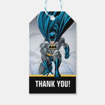 Batman Birthday Gift Tags
