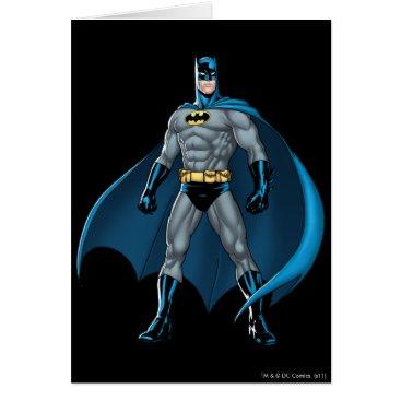 Batman Kicks Card