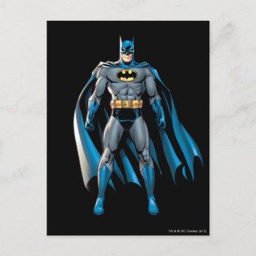 Batman Stands Up Postcard