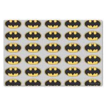 Batman Symbol   Oval Logo Tissue Paper
