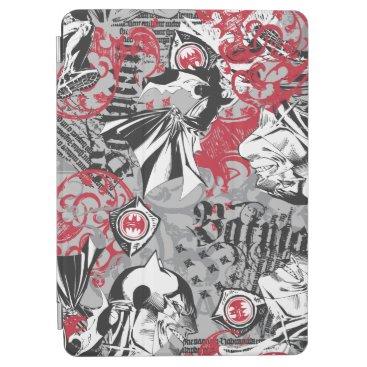 Batman Urban Legends - Head Pattern Red/Black iPad Air Cover