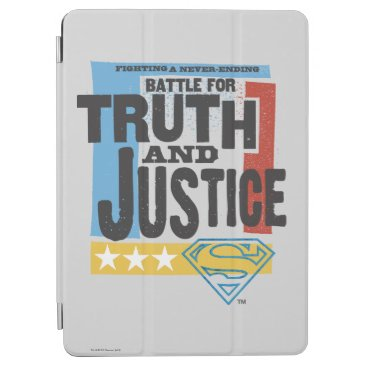 Battle for Truth & Justice iPad Air Cover