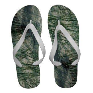 Beach Grass Sandals