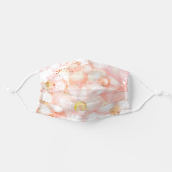 Beautiful Patterns of Flowers Cloth Face Mask