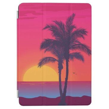 Beautiful Tropical Summer Beach iPad Air Case