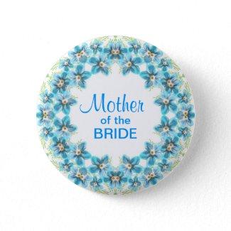 beautiful wedding button