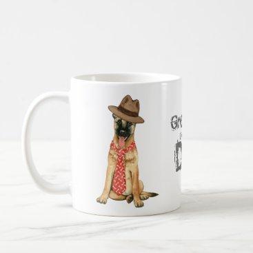 Belgian Malinois Dad Coffee Mug