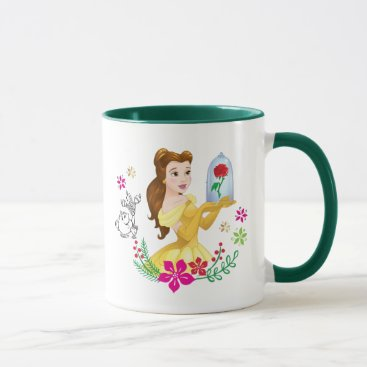 Belle | Belle And Her Christmas Rose Mug