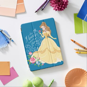 Belle | I Love A Good Story iPad Air Cover