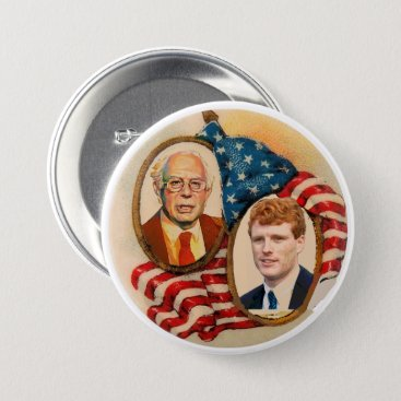 Bernie Sanders / Joe Kennedy in 2020 Button